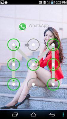 Lock for Whats Messenger screenshot apk 0