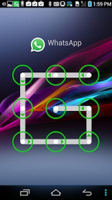 Lock for Whats Messenger screenshot apk 1