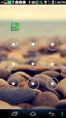 Lock for Whats Messenger screenshot apk 4