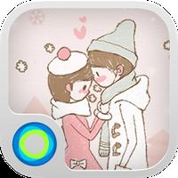 A Warm Winter Hola Theme apk icon