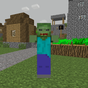 ZombieTown Minecraft Wallpaper 6.1