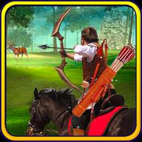 Ícone do apk Tiro com arco Hunter 3D