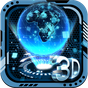 3D tecnologia terra Tema do Lançador 1.4.1
