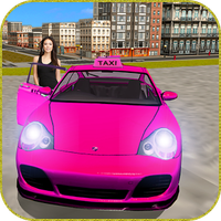 Speed Taxi Driving Master Sim APK アイコン