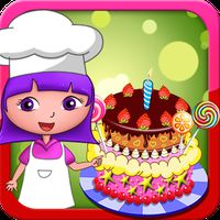 Enjoyable Dora Happy Birthday Cake Shop Gratis Downloaden Android Funny Birthday Cards Online Necthendildamsfinfo