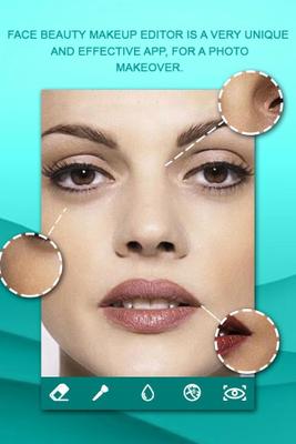 Descargar Beauty Face Makeup Editor : FaceRetouch 1 1 gratis APK Android