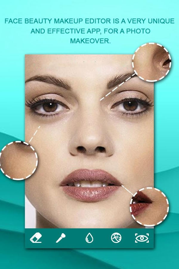 Baixar Beauty Face Makeup Editor : FaceRetouch 1 1 APK