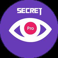Biểu tượng ghi hình bí mật Pro