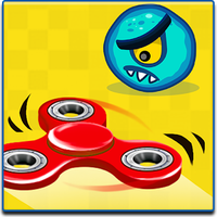 Ikona apk Spinners vs. Monsters