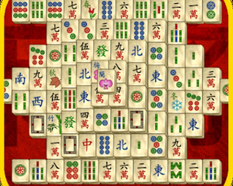 Online Spiele Gratis Mahjong