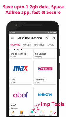 All in One Online Shopping app Android - Free Download All