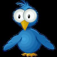 Ícone do TweetCaster para o Twitter