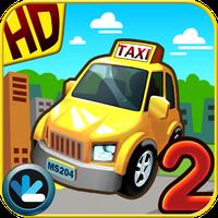 Ikon Sopir taksi 2 (Taxi Driver 2)