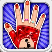 Icône apk Dress up -Art nail girls