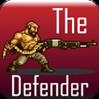 The Defender APK Simgesi