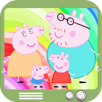 Ícone do apk Peppa Pig Videos Episodes