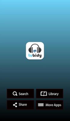 TéléchargezTubidy Mp3 1 0 APK gratuit pour votre Android