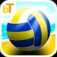 Voleybol oyun plaj APK Simgesi