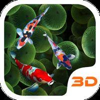 Ícone do apk KOI Sorte Fish 3D Tema