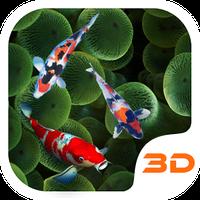Ícone do KOI Sorte Fish 3D Tema