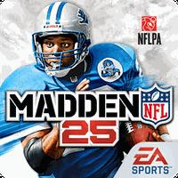 Ícone do apk MADDEN NFL 25 pela EA SPORTS™