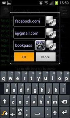 Cloud Password Manager screenshot apk 2