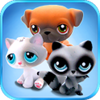 Ícone do apk Littlest Pet Shop Games