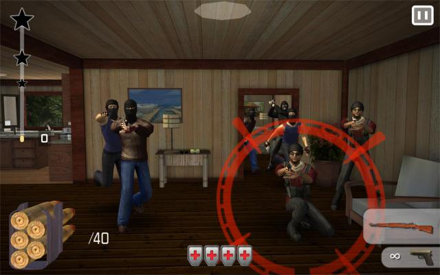 Waffen Spiele 3d