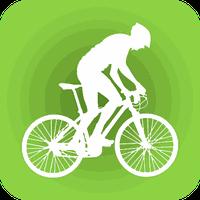 Icône de exclo GPS vélo