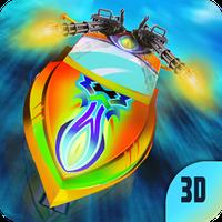 Biểu tượng Xuồng chiến Racing 3D