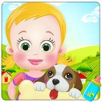 Ícone do cuidados com o bebê & Pet Shop