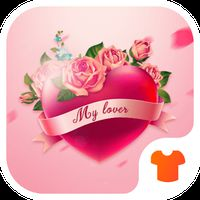 Love Theme for Android Free - My Lover apk icon