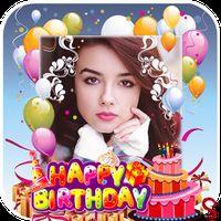 Happy Birthday Photo Frame apk icon