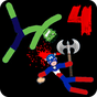 Stickman Warriors 4 Online 1.0