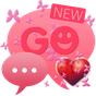 Hearts Theme for GO SMS Pro  APK