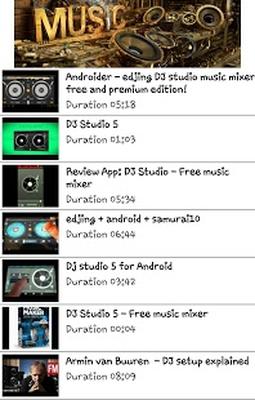 Download music mixer dj studio 2015 1 0 free APK Android