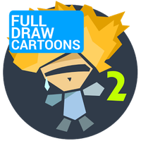 Ikona Drawing Cartoons FULL