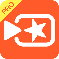 Icono de VivaVideo PRO editor vídeo HD