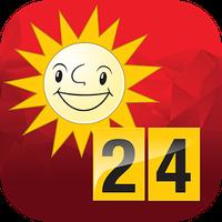 Merkur24 – Free Vegas Online Casino & Slot Machine Simgesi