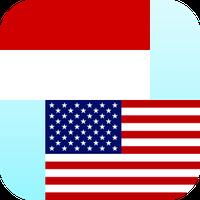 Ikon indonesia inggris penerjemah