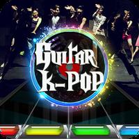 Ícone do Guitar Hero K-POP Edition (EXO, BTS, etc)
