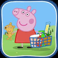 Ícone do apk Peppa no Supermercado