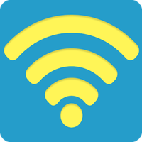 Free WIFI Signal Analyzer icon