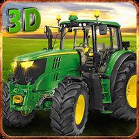 Icoană apk Real Ferma Tractor Simulator