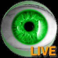 Eye Color Changer - Camera icon