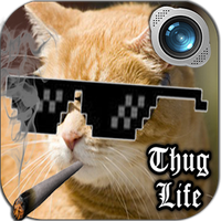 Ícone do Thug Life Photo Maker Editor