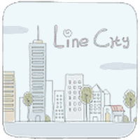 Line City GO Launcher Theme의 apk 아이콘