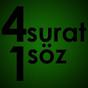 4 surat 1 söz  APK