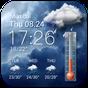 วิดเจ็ต นาฬิกา วันที่ สภาพอากา,สภาพอากาศ ภาษาไทย