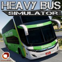 Ícone do Heavy Bus Simulator